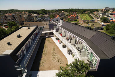 Strandplevier Hotelsuites in De Koog - Waddeneilanden, Nederland foto 10100