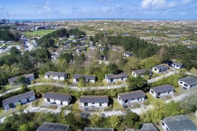 Kustpark Egmond aan Zee in Egmond aan Zee - Noord-Holland, Nederland foto 10162
