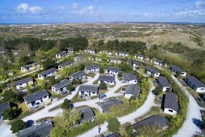 Kustpark Egmond aan Zee in Egmond aan Zee - Noord-Holland, Nederland foto 10163