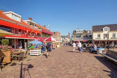 Kustpark Egmond aan Zee in Egmond aan Zee - Noord-Holland, Nederland foto 10197