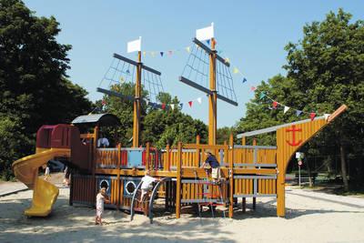 Vakantiepark Kijkduin in Den Haag - Zuid-Holland, Nederland foto 10469