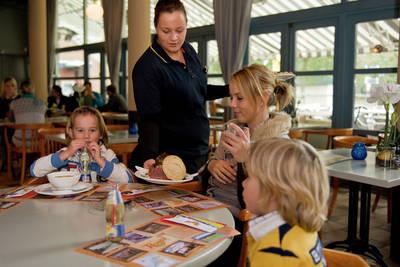 Vakantiepark Kijkduin in Den Haag - Zuid-Holland, Nederland foto 10473