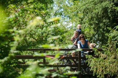 Vakantiepark Kijkduin in Den Haag - Zuid-Holland, Nederland foto 10482