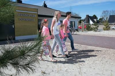 Strandpark Duynhille in Ouddorp - Zuid-Holland, Nederland foto 10552