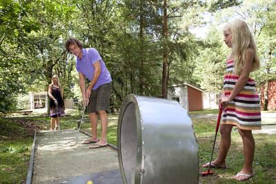 Vakantiepark de Berkenhorst in Kootwijk - Gelderland, Nederland foto 10616