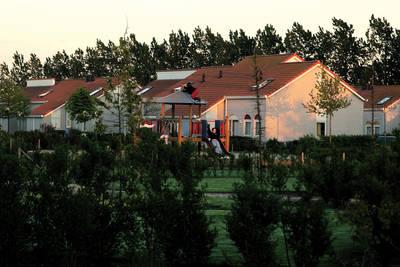 Vakantiepark Soeten Haert in Renesse - Zeeland, Nederland foto 10828