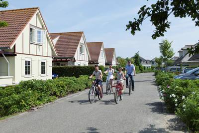 Buitenhof Domburg in Domburg - Zeeland, Nederland foto 10847