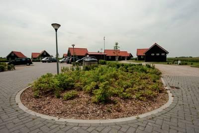 Recreatiepark de Stelhoeve in Wemeldinge - Zeeland, Nederland foto 10906