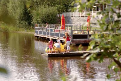 Bospark 't Wolfsven in Mierlo - Noord-Brabant, Nederland foto 11233