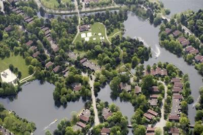 Vakantiepark Weerterbergen in Weert - Limburg, Nederland foto 11362