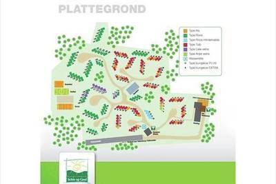 Bungalowpark Schin op Geul in Walem - Limburg, Nederland foto 11548