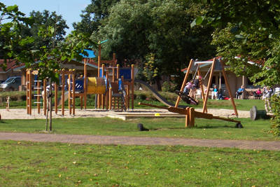 Finspark Herikerberg in Markelo - Overijssel, Nederland foto 11939
