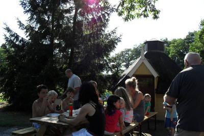 Finspark Herikerberg in Markelo - Overijssel, Nederland foto 11943