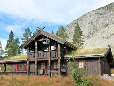 Ferienhaus mit Sauna (SET036)