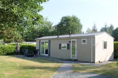 Chalet Eekhoorn op Recreatiepark de Veldkamp in Epe - Gelderland, Nederland foto 16281