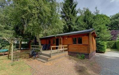 Chalet wellness Merel in Epe
