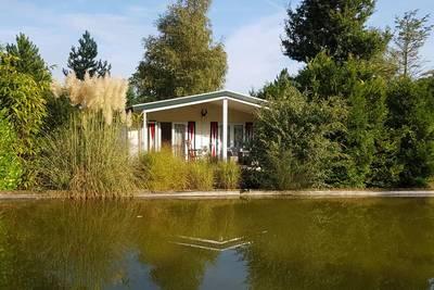 Vakantiehuis op park Sophia Hoeve in Voorthuizen, met Airco en Veranda
