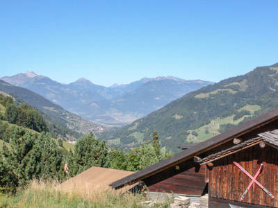 Chalet Anthamatten (CHY100)