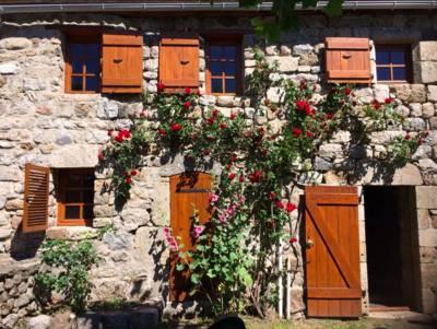 Natuurhuisje in Le roux bas