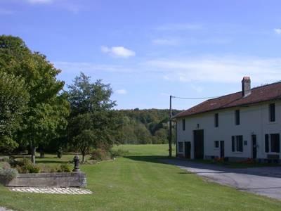 Natuurhuisje in Seuzey