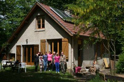 Natuurhuisje in Fresnes au mont