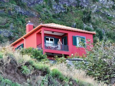 Natuurhuisje in Sao vicente- madeira