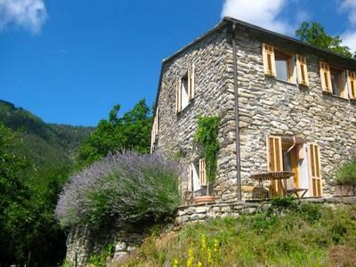 Natuurhuisje in Verdeggia