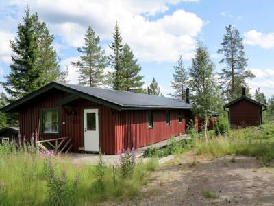 Ferienhaus mit Sauna (HED001)