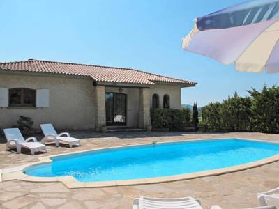 Ferienhaus mit Pool (LIS225)