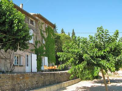 Maison Les Fouguières (CAE120)