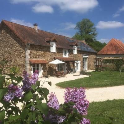 Natuurhuisje in Chalais