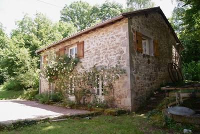Natuurhuisje in Saint-barthélemy-de-bussière