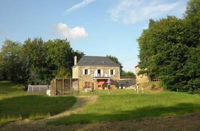 Natuurhuisje in Saint-cyr-les-champagnes
