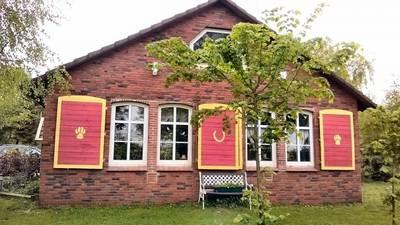 Natuurhuisje in Rhauderfehn