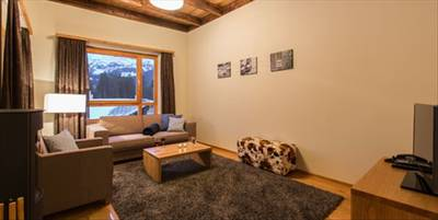 Landal Alpine Lodge Lenzerheide | 4-persoonsappartement | type 4CA | Lenzerheide, Zwitserland