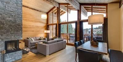 Landal Alpine Lodge Lenzerheide | 8-persoonschalet - Luxe | type 8L | Lenzerheide, Zwitserland