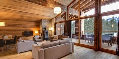 Landal Alpine Lodge Lenzerheide | 8-persoonspenthouse | type 8L | Lenzerheide, Zwitserland
