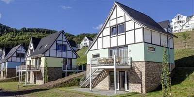 Landal Eifeler Tor | 12-persoonsbungalow - comfort | type 12C | Heimbach, Eifel