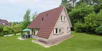 Landal Landgoed 't Loo | 4-persoonsbungalow | type 4B | 't Loo-Oldebroek, Veluwe