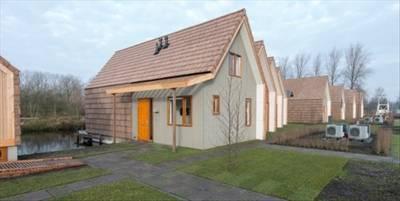 Landal De Reeuwijkse Plassen   4-pers. waterwoning   Type 4CT   Reeuwijk, Zuid-Holland