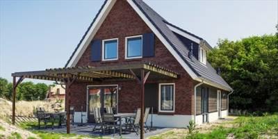 Landal Sluftervallei | 10-persoons extra toegankelijke bungalow | type 10LT | De Cocksdorp, Texel
