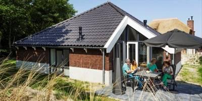 Landal Sluftervallei | 4-persoonsbungalow - extra luxe | type 4EL | De Cocksdorp, Texel