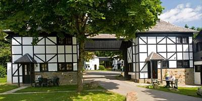 Landal Village les Gottales | 6-persoonstoren | type 6DT | Trois Ponts, Ardennen
