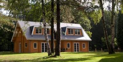 Landal Mooi Zutendaal | 12-pers. bungalow | type 12C1 | Zutendaal, Belgisch Limburg, België