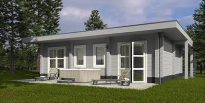 Landal Mooi Zutendaal | 4-pers. villa | type 4CJ | Zutendaal, Belgisch Limburg, België