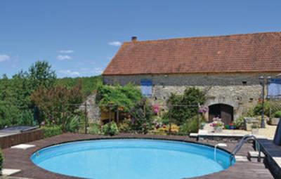 Vakantiehuis In Degagnac (Fml082)