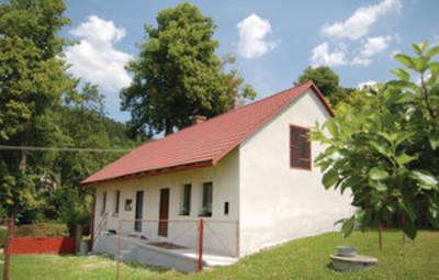 Vakantiehuis In Vlastejovice (Tbm539)