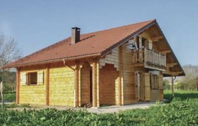 Vakantiehuis In Montbeliardot (Ffd006)