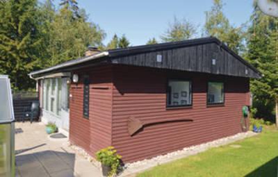 Vakantiehuis In Sebbersund