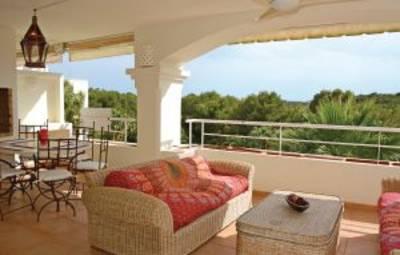 Vakantiehuis In San Carlos/Santa Eulalia (Emi102)